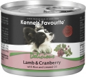 Lamb & Cranberries