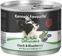 Duck & Blueberry